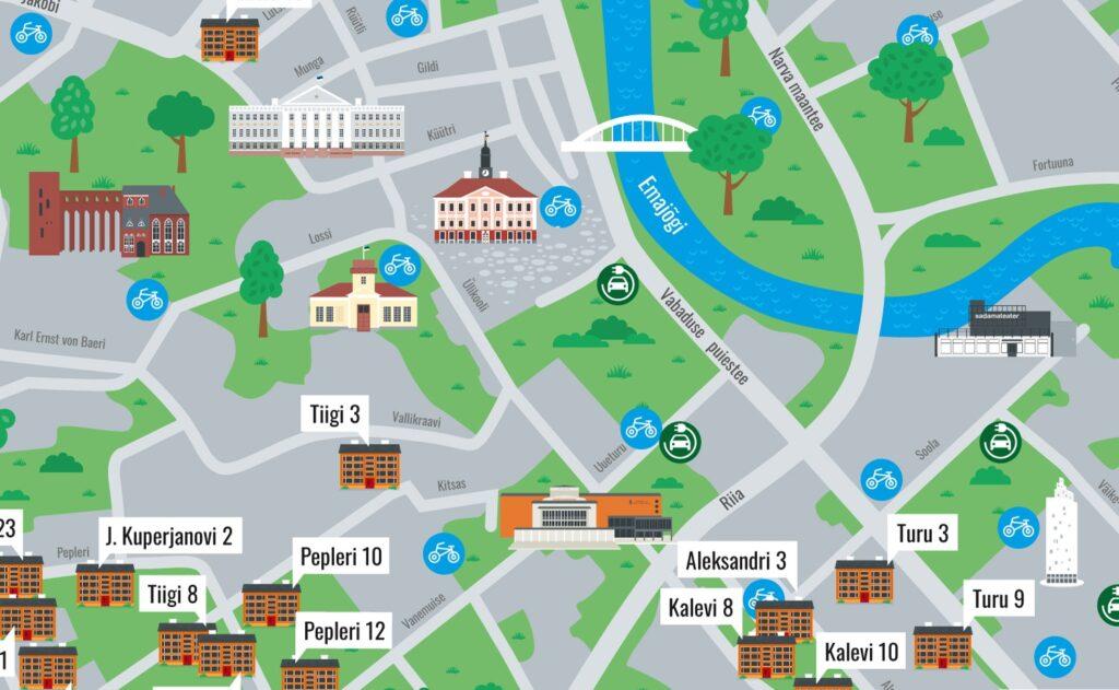 Строительный бум в Тарту: статистика и мнение аналитиков