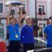 ФОТО: Тарту встретил Олимпийскую чемпионку