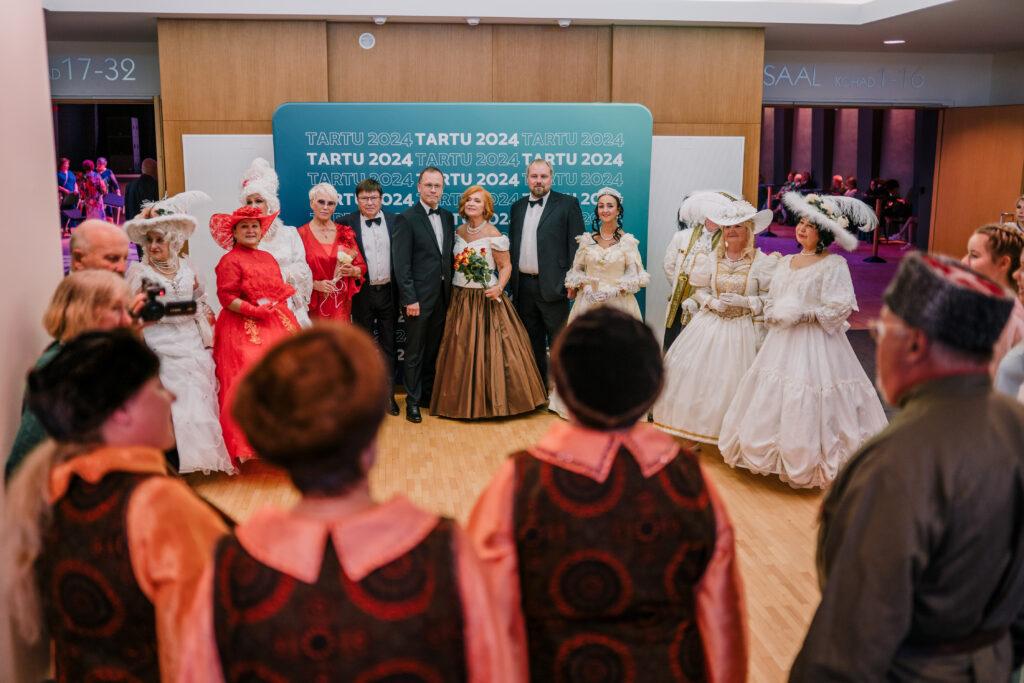 📸ФОТОГАЛЕРЕЯ: на прошлых выходных в Тарту прошёл Русский Бал 2021